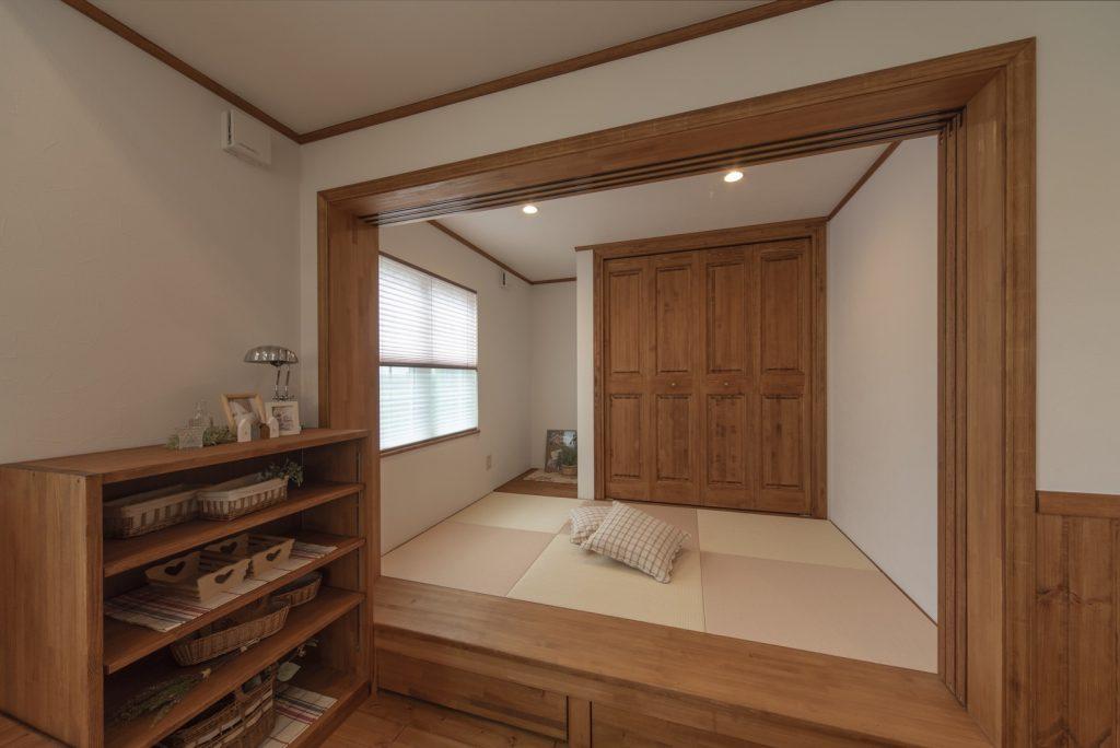 かわいい畳のお部屋