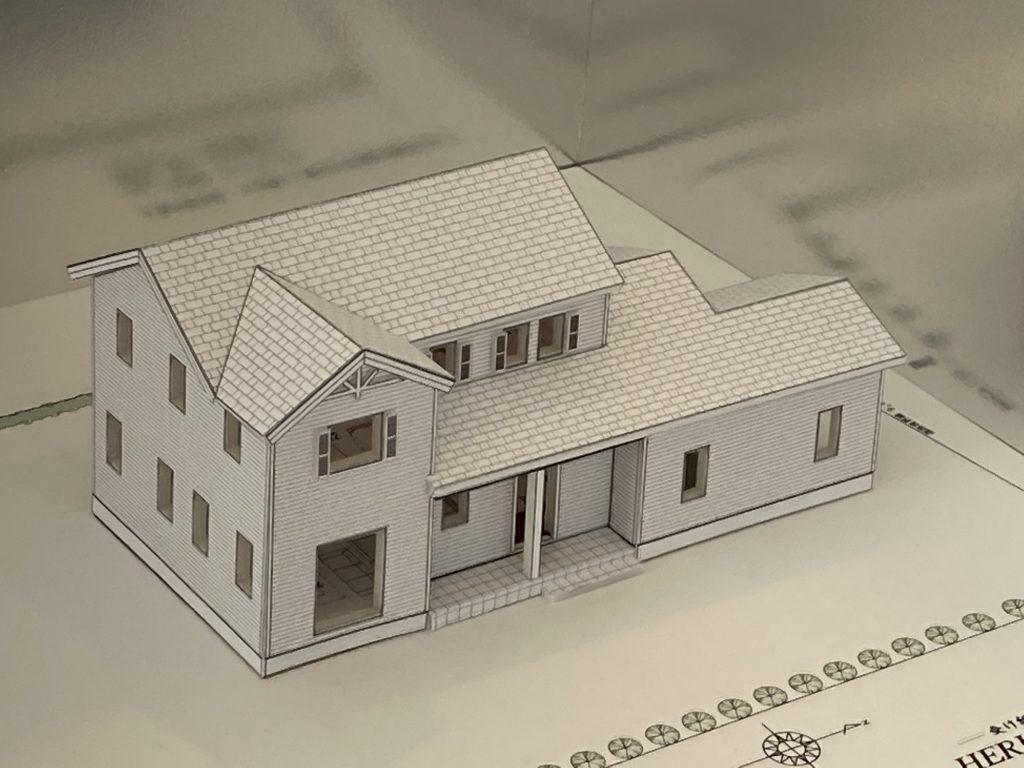 住宅模型のご紹介